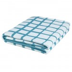 Eco Poly Waterline Throw